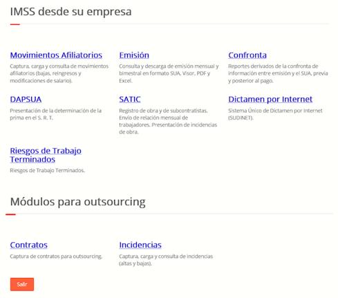 Nuevo diseño pagina IDSE